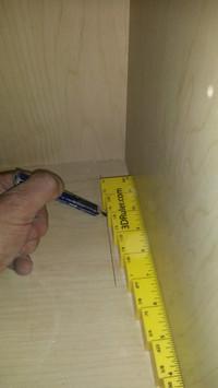 scribe precise line in cabinet.jpg