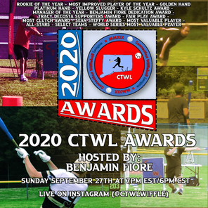 2020 CTWL Awards Winners Recap