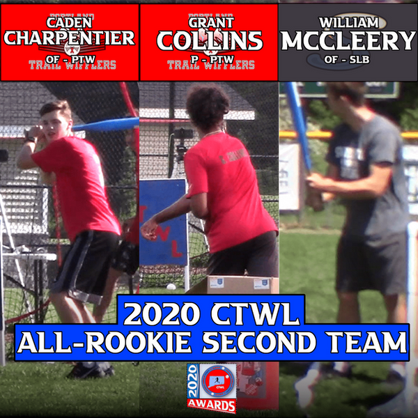 2020 CTWL All-Rookie Second Team IG Prom