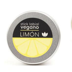 Básamo Labial Limón (Vegano)
