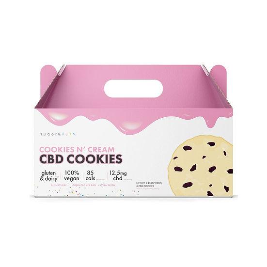 CBD Cookies & Cream