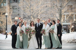 bridal party,wedding hair and makeup