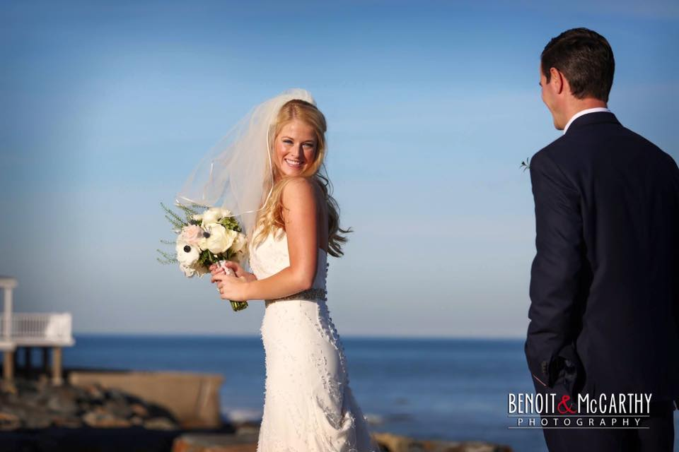 south shore wedding, boston bride