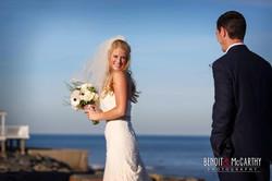 south shore wedding, boston bride