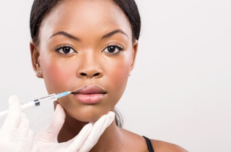 Dermatologist in Chicago uses dermal filler for tightening facial skin