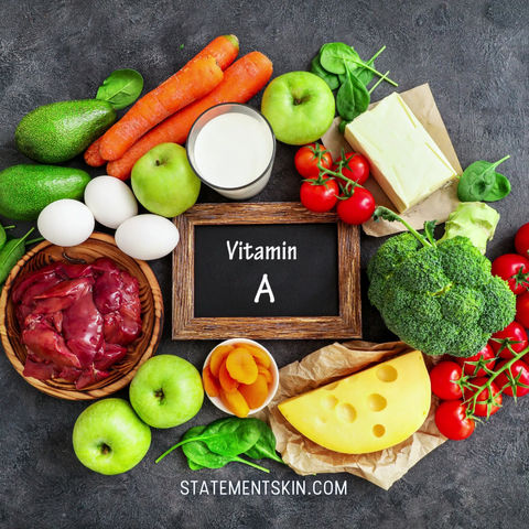 Vitamins & Recommended Daily Allowance