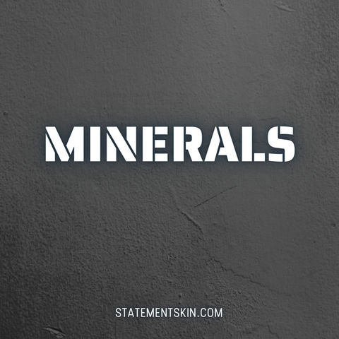 Minerals: RDA, Functions, & Deficiency Symptoms