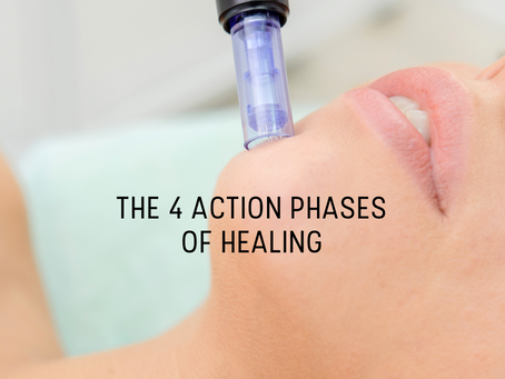 Collagen Induction Therapy and The Healing Process