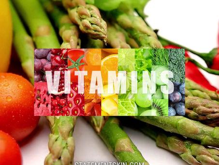 Vitamins Explained