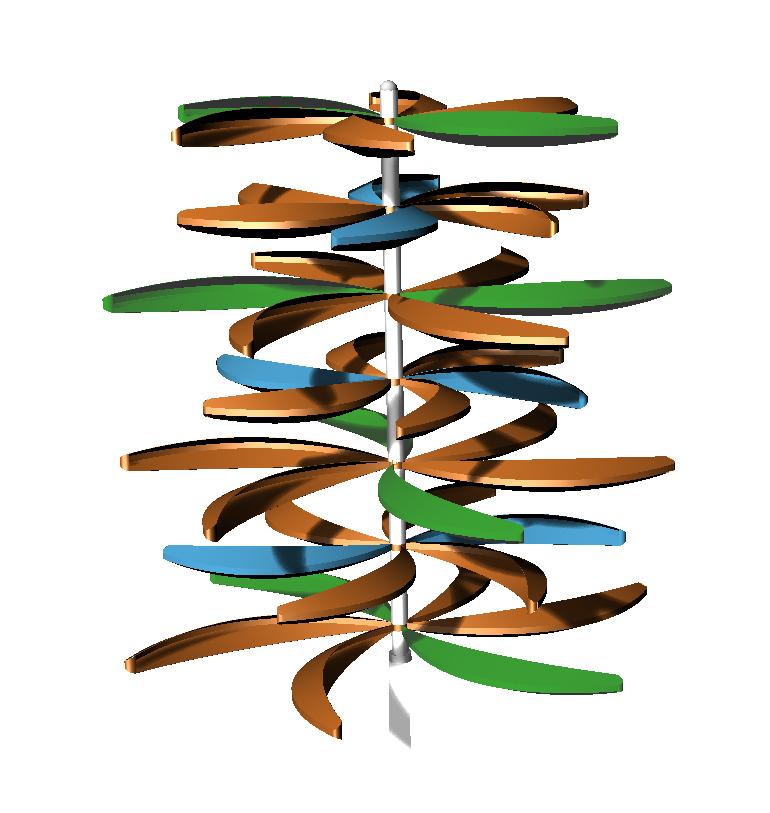 Convergence - Wind Sculpture
