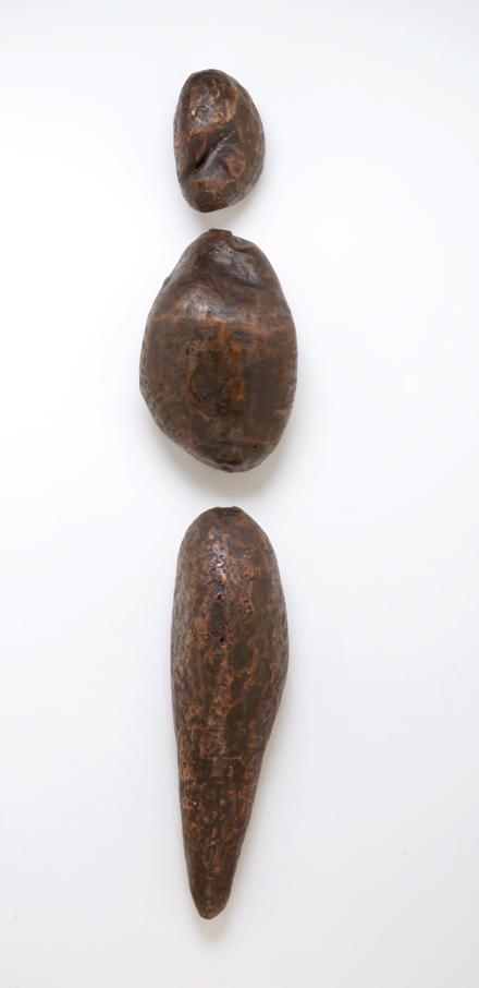 Rock Form (wall piece)