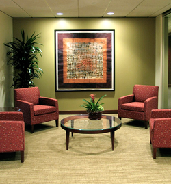 Law Office (installation view)