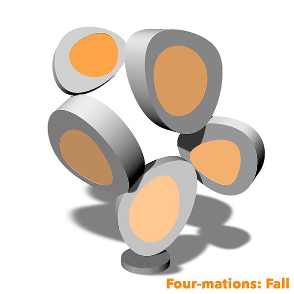 Rock Four-mation: Fall
