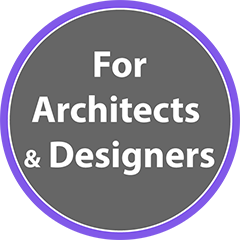 For Architects and Designers