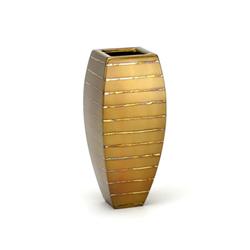 Vessel (horizontal heat stripe)