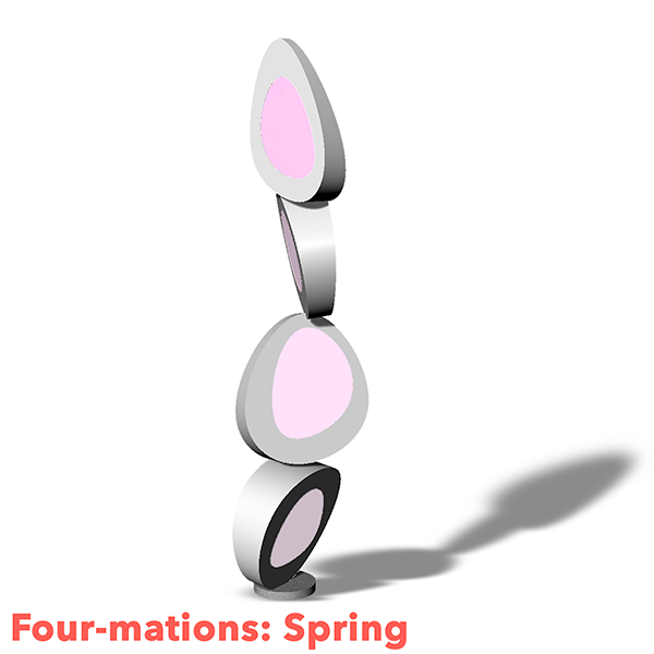 Rock Four-mation: Spring