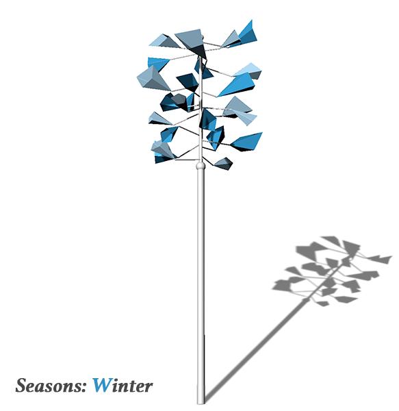 Trees: Winter