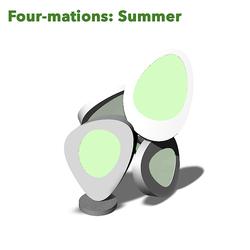 Rock Four-mation: Summer