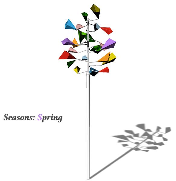 Trees: Spring