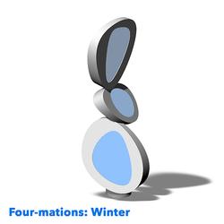 Rock Four-mation: Winter