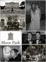 Fiona and Jason's wedding at Moor Park