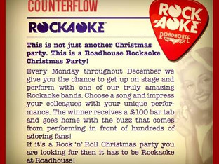 Rockaoke at The Roadhouse