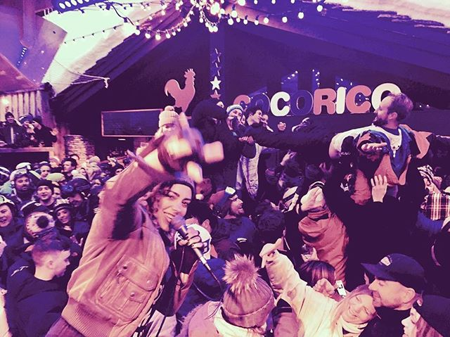 Awesome après at _cocoricovaldi today! Y
