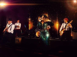 Nice stage shot from a recent gig at _th