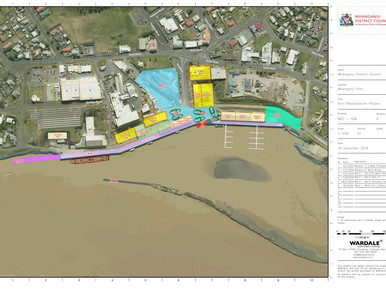 Whanganui Port Revitalisation Project