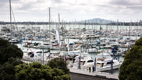 Big picture: comms for three marinas
