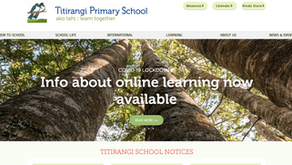 A new website for our children' school