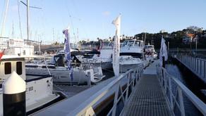 Westhaven Sales Pier