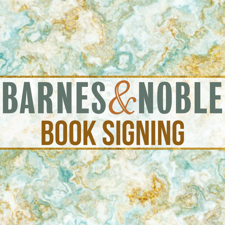 Barnes & Noble Book Signing in Tennessee