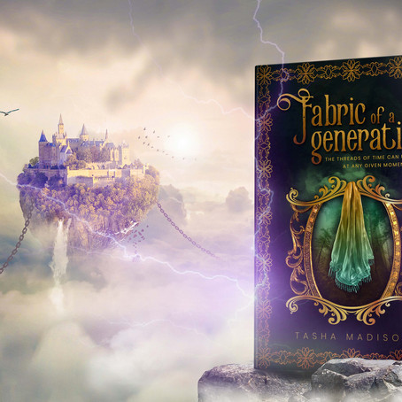 A Magical Author Interview