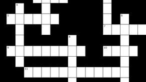 Fabric of a Generation Crossword Puzzle
