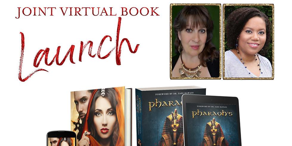 Pharaoh's Shadow Global Virtual Book Launch