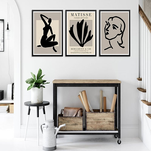 MATISSE PICTURE GALLERY SET