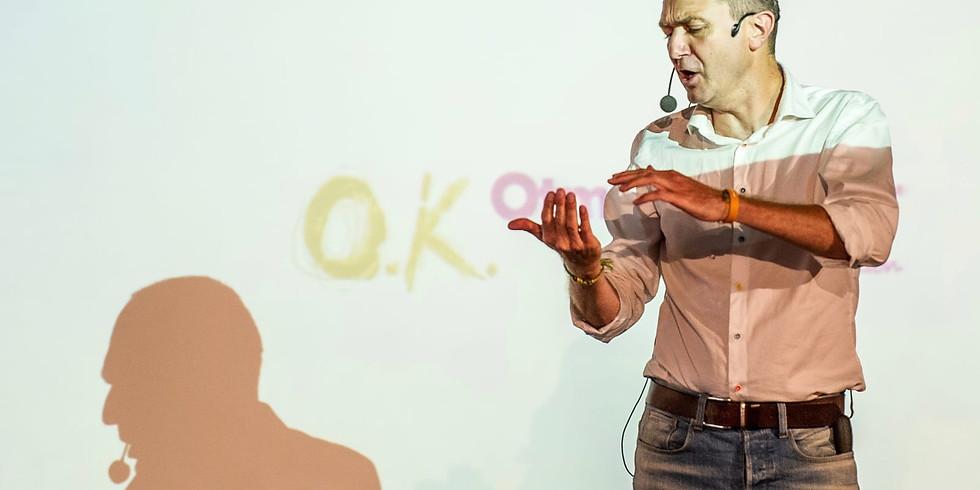 Brain & Soul Clubabend mit Otmar Kastner - Wirtschaftskabarettist, Künstler und Keynote Speaker