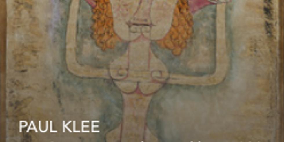 Paul Klee Matinée in der Galerie Thomas, München