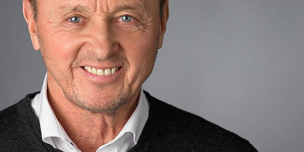 Brain & Soul Network Clubabend mit Europas Charakterforscher Nr. 1: Walter Rotter