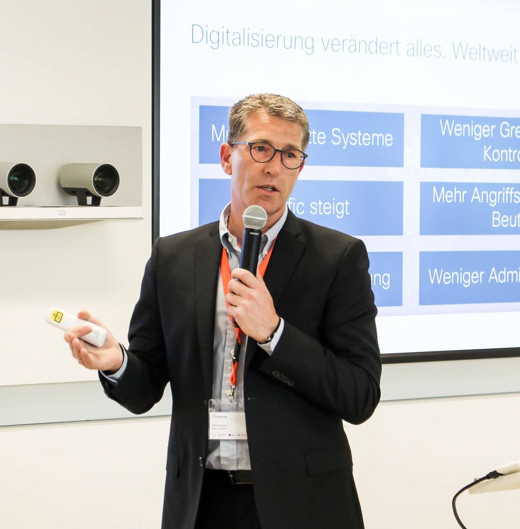 FLORIAN SEIDL   Cisco Vertriebsleiter Mittelstand Bayern