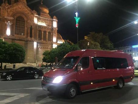 Автобус Без Ночного Переезда