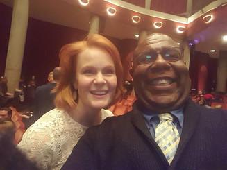 2x Tony Award Nominee, Kate Baldwin