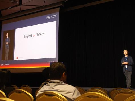 Cynopsis at AWS Summit Singapore