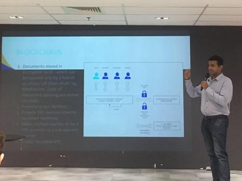 traceto.io at RegPac Revolution event: AI and Digital Identity