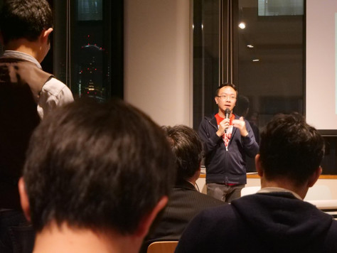 traceto.io at the Ethereum Japan Meetup