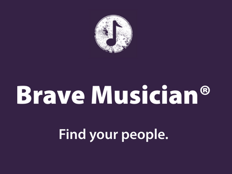 Brave Musician Podcast