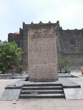 Tlateloco memorial.jpg