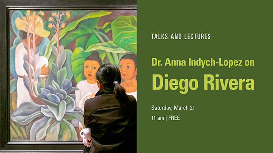 Dr. Anna Indych-Lopez on Diego Rivera