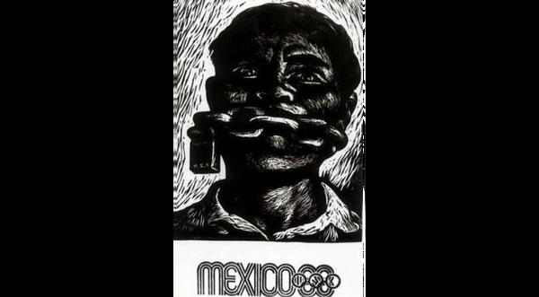 Adolfo Mexiac_Mexico 68_1968_lithograph.